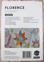 Florence Quilt Acrylic Templates
