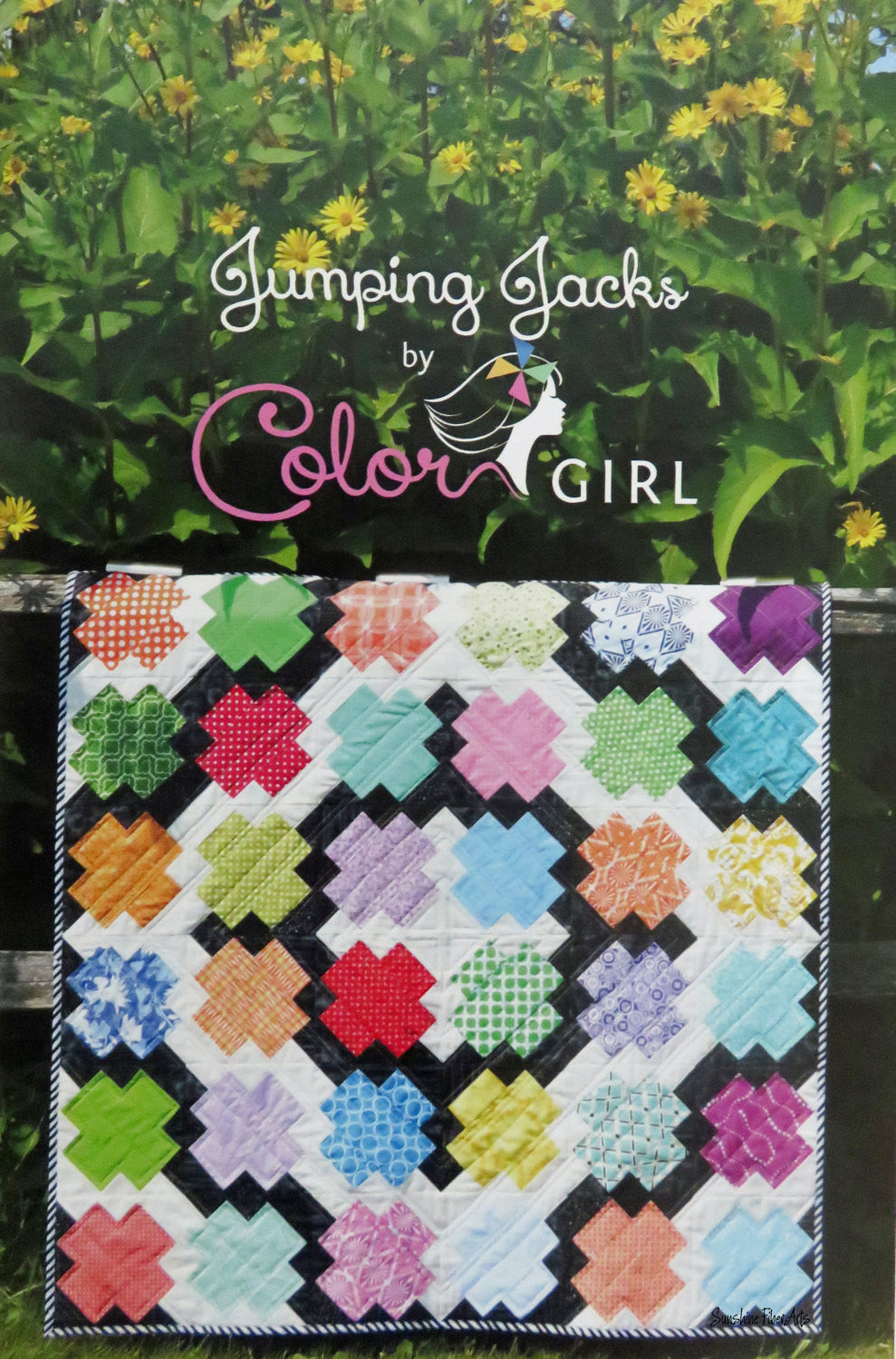 Jumping Jacks Quilt Pattern