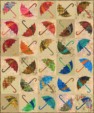 Dancing Umbrella Quilt Pattern
