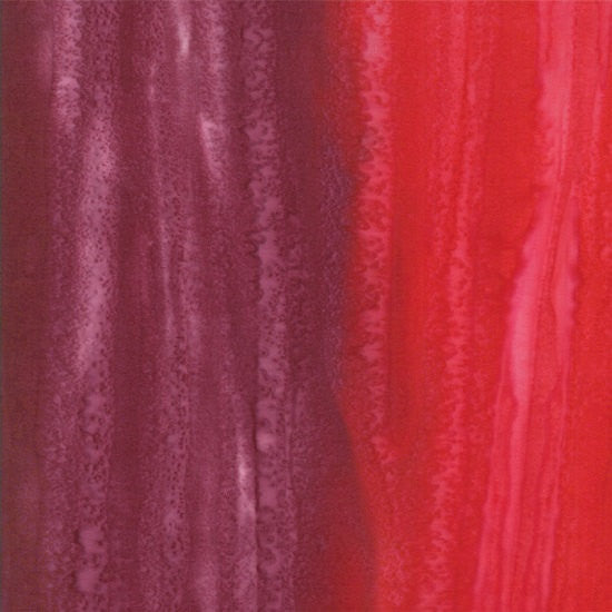 SALE!! 1/2 Yard - Color Crush Batiks - Berry - Moda Classics - Moda - Fabric Yardage - 4327-26
