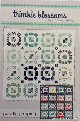 Puddle Jumping Quilt Pattern