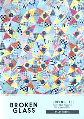 Broken Glass Quilt Pattern