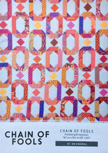Chain of Fools Quilt Pattern