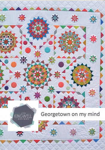 Georgetown on My Mind Quilt Pattern