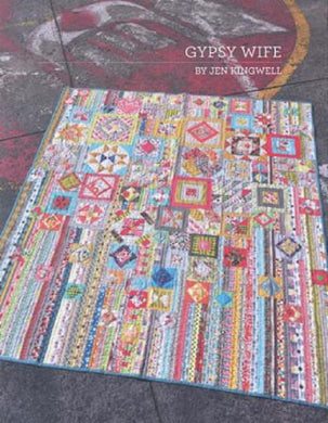 Gypsy Wife Quilt Pattern