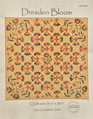 Dresden Bloom Quilt Pattern