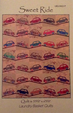 Sweet Ride Quilt Pattern