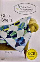 Chic Shells Quilt Pattern