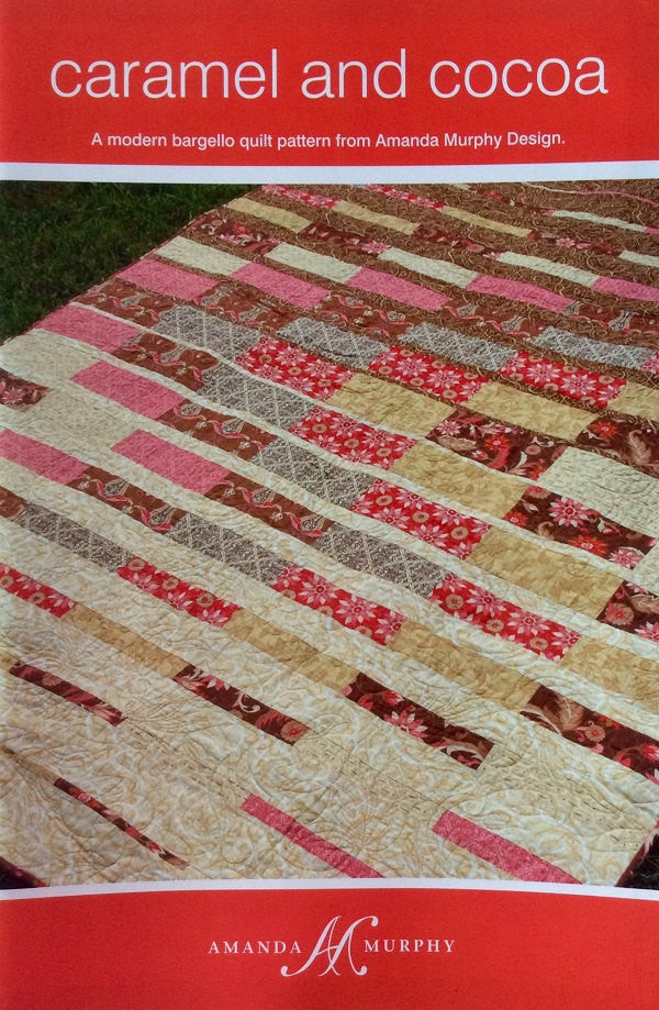 Caramel and Cocoa Quilt Pattern