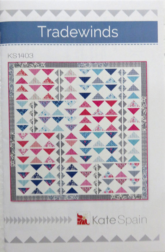 Tradewinds Quilt Pattern