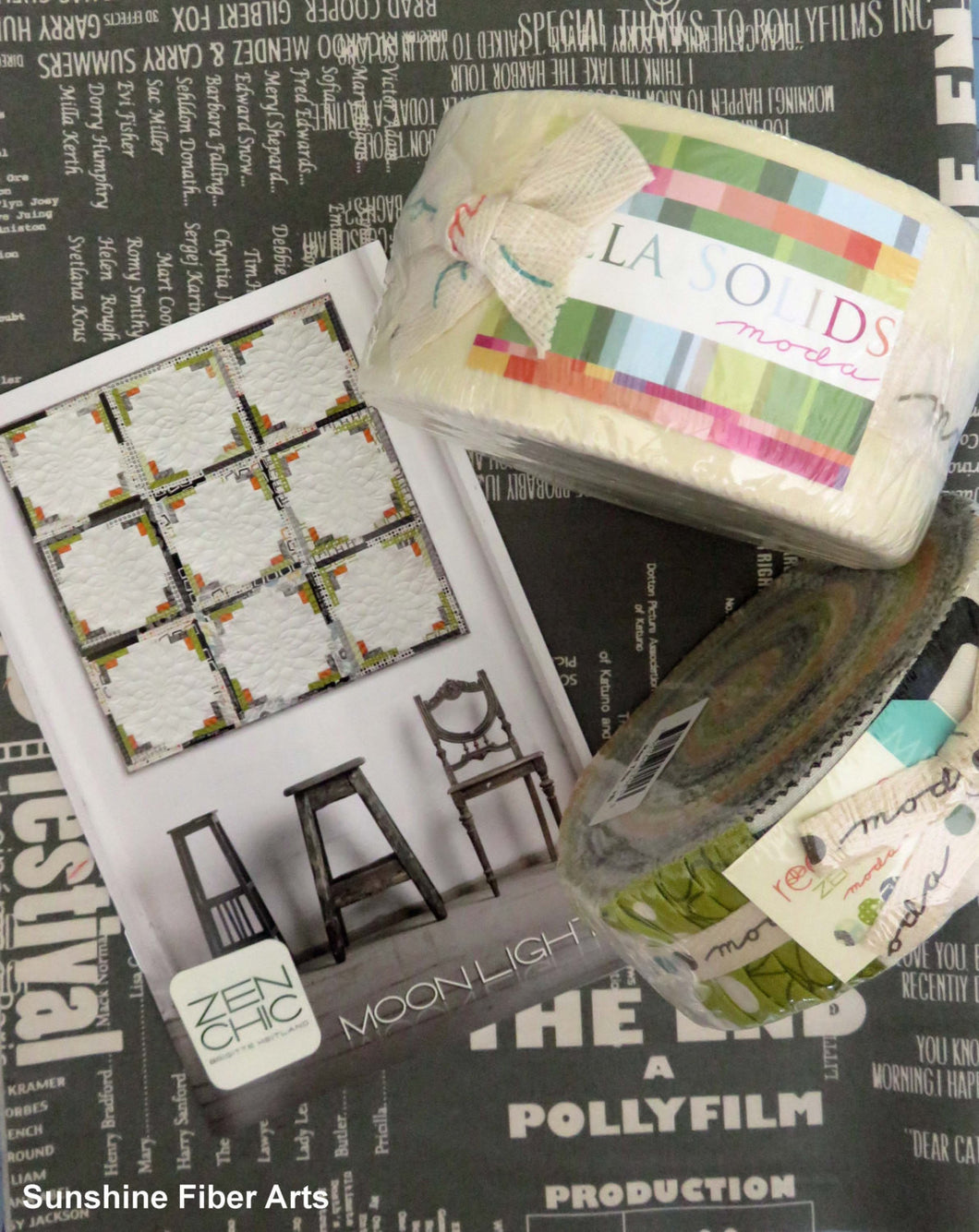 Moon Lights Quilt Kit