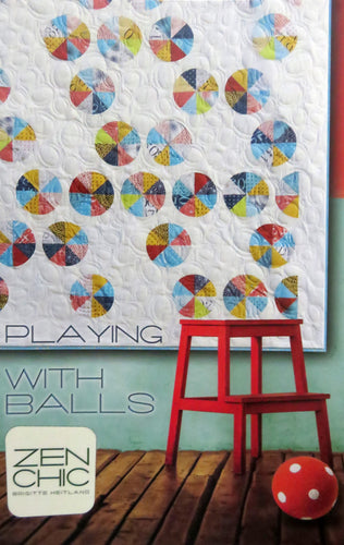 Playing With Balls Quilt Pattern