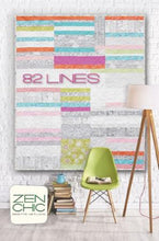 82 Lines Quilt Pattern