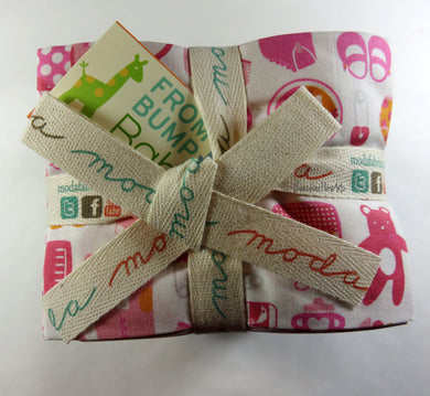 From Bump to Baby Fat Quarter Bundle