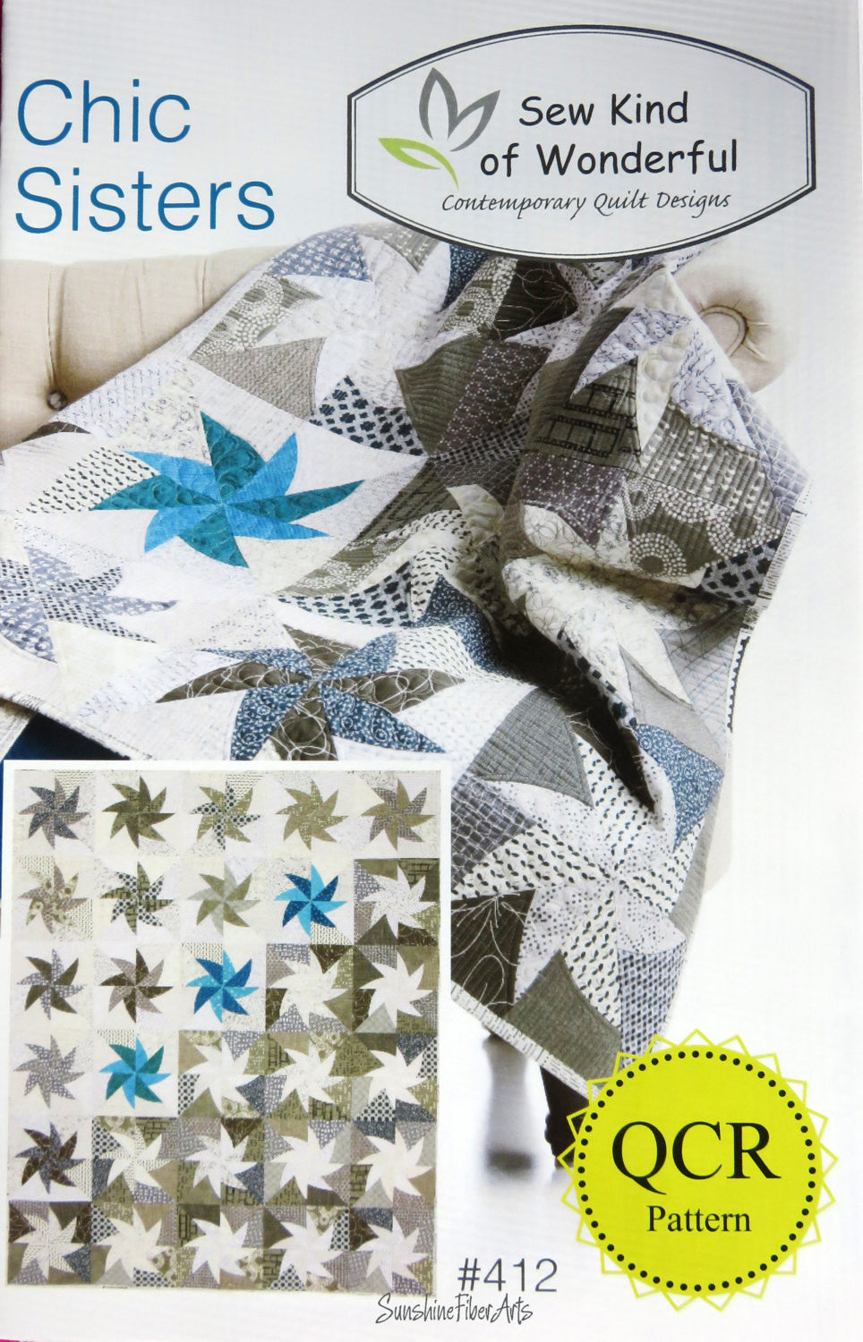Chic Sisters Quilt Pattern