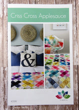 Criss Cross Applesauce Quilt Kit