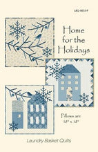 Home for the Holidays Trio Quilt Pattern
