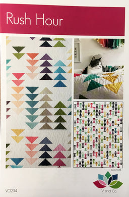 Rush Hour Quilt Pattern