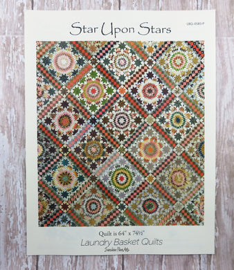 Stars upon Stars Quilt Pattern
