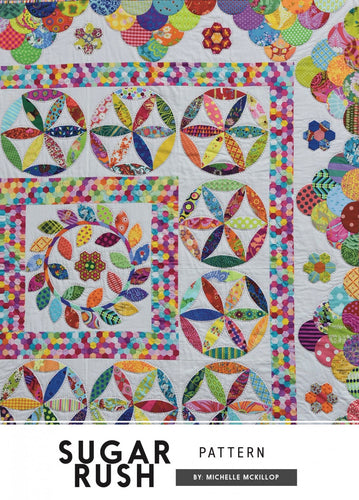 Sugar Rush Quilt Pattern