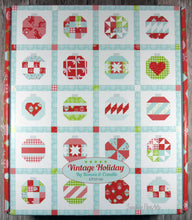 Vintage Holiday Quilt Kit - Bonnie & Camille