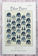 Blue Barn Quilt Pattern