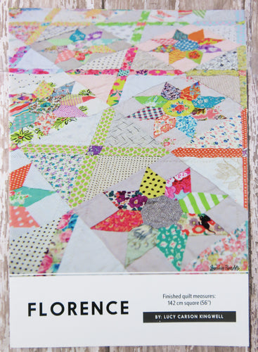 Florence Quilt Pattern