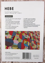 Hebe Quilt Pattern