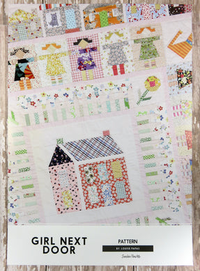 Girl Next Door Quilt Pattern