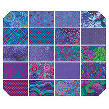 Kaffe Fassett Fat Quarter Bundle - Peacock