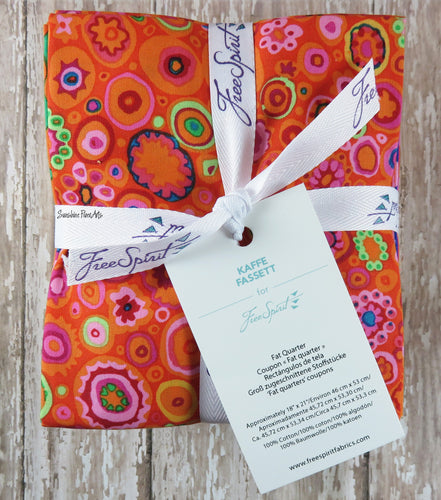 Kaffe Fassett Fat Quarter Bundle - Citrus