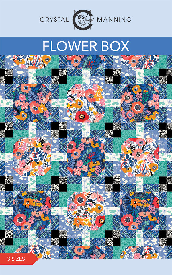 Flower Box Quilt Pattern