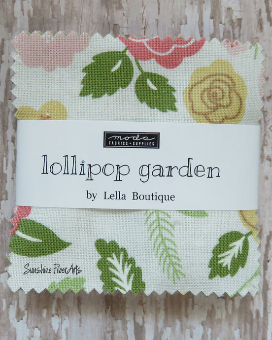 Lollipop Garden Mini Charm Pack