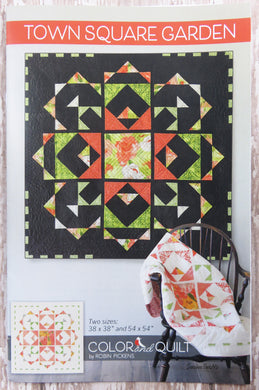 Town Square Garden Quilt Kit - Small - Light