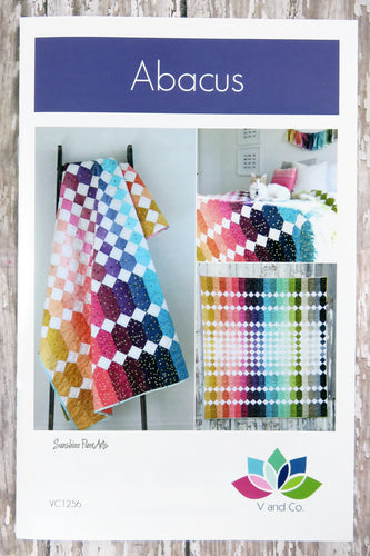 Abacus Quilt Kit