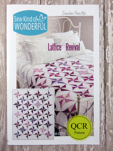 Lattice Revival Quilt Pattern