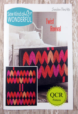 Twist Revival Quilt Pattern
