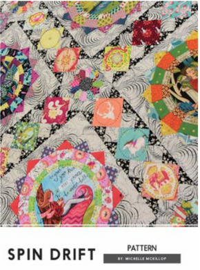 Spin Drift Quilt Pattern