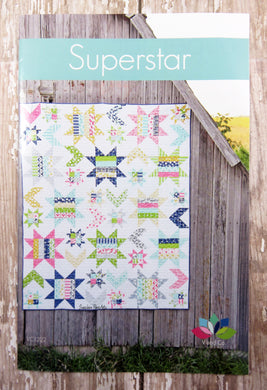 Superstar Quilt Pattern