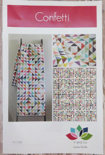Confetti Quilt Pattern