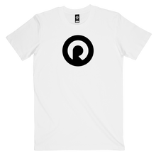 THE RIDE White Classic Short Sleeve T-Shirt