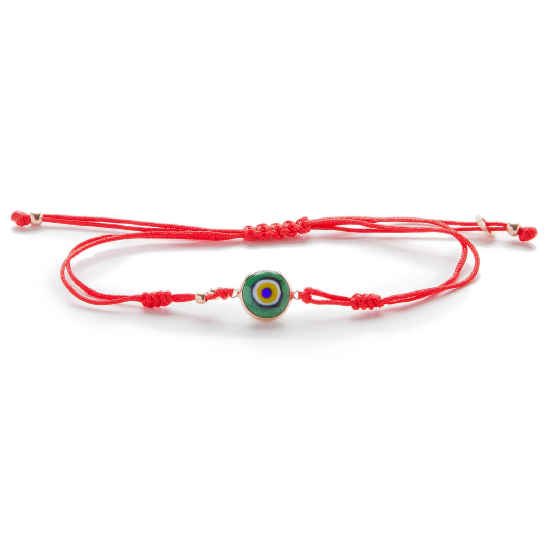 Protective Eye Red String Bracelet