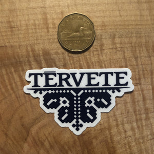 Tērvete Sticker