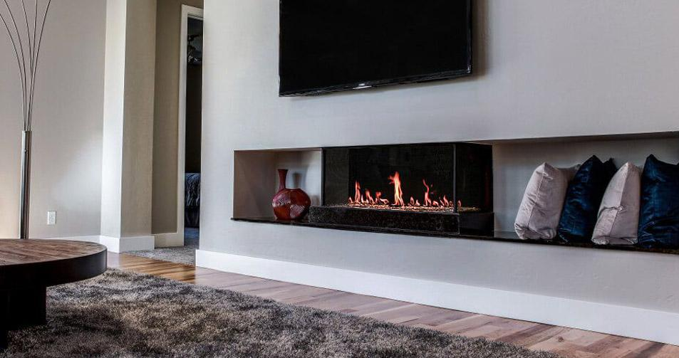 Decorating and Customizing for Great Looking Contemporary Fireplaces