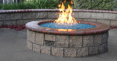 DIY Propane Fire Pit | Starfire Direct