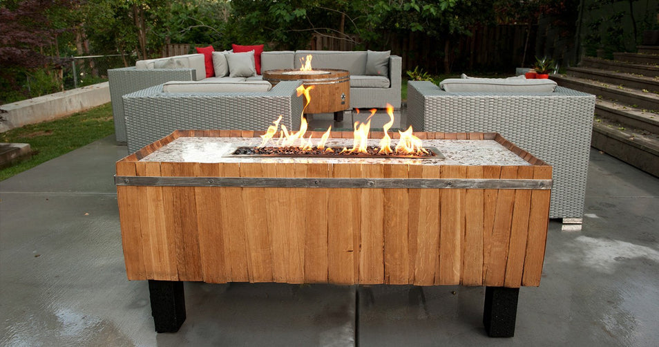 Fire Pits Expand the Use of Outdoor Areas