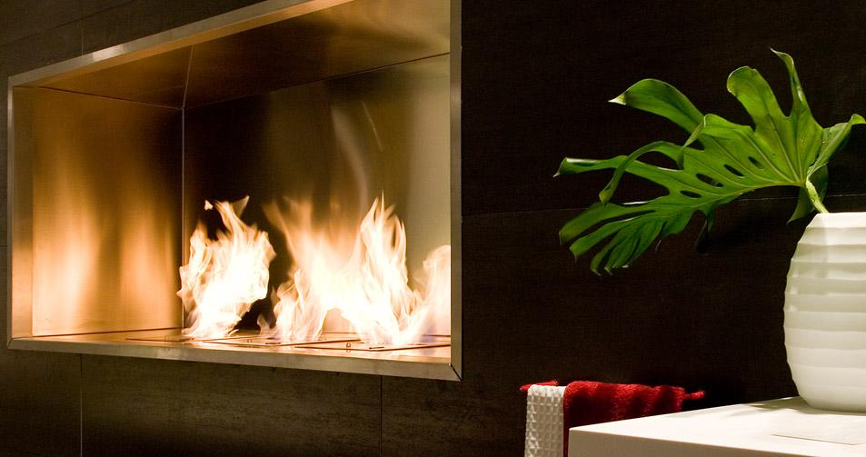 Learn the Benefits of Ethanol Fireplaces