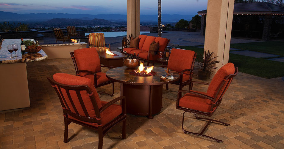 Make Your Outdoors Beautiful With O.W. Lee Fire Pits