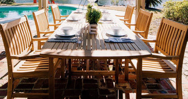 Patio Dining Must-Haves | Starfire Direct