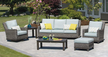 Patio Furniture for April Showers | Starfire Direct